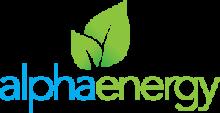 Alpha Energy Ltd Logo